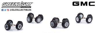 1:64 Auto Body Shop - Wheel & Tire Packs - TBA