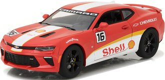 "1:24 2017 Chevy Camaro SS ""Shell Oil"""