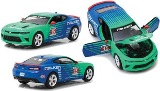 "1:24 2017 Chevy Camaro ""Falken Tires"""