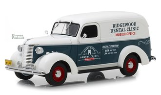 1:24 Norman Rockwell Delivery Vehicles - 1939 Chevrolet Panel Truck