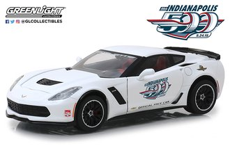 "1:24 2015 Chevrolet Corvette Z06 ""2015 Indianapolis 500 Pace Car"""