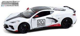 1:24 2020 Chevrolet Corvette C8 Stingray Coupe - Road America Official Pace Car