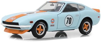 "1:24 Tokyo Torque - 1970 Datsun 240Z ""Gulf Oil"""