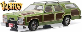"1:18 Artisan Collection - National Lampoon's Vacation (1983) - 1979 Family Truckster ""Wagon Queen"""