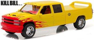 "1:18 Artisan Collection - Kill Bill: Vol. 1 - 1997 Chevrolet C-2500 Crew Cab Silverado ""P. Wagon"""
