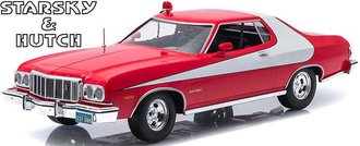 "1:18 1976 Ford Gran Torino ""Starsky & Hutch - TV Series 1975-79"""