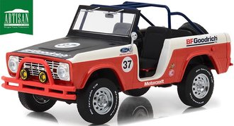 1:18 Artisan Collection - 1966 Ford Baja Bronco w/Opening Doors
