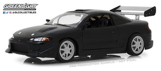 1:18 Artisan Collection - 1995 Mitsubishi Eclipse (Black)