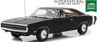 1:18 Artisan Collection - Supernatural (2005-Current TV Series) - 1970 Dodge Charger