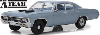 1:18 Artisan Collection - The A-Team (1983-87 TV Series) - 1967 Chevrolet Impala Sport Sedan