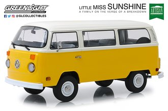 1:18 Artisan Collection - Little Miss Sunshine (2006) - 1978 Volkswagen Type 2 (T2B) Bus