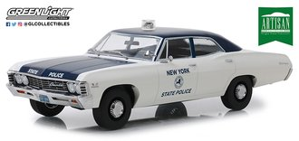 """1:18 Artisan Collection - 1967 Chevrolet Biscayne """"New York State Police"""""""