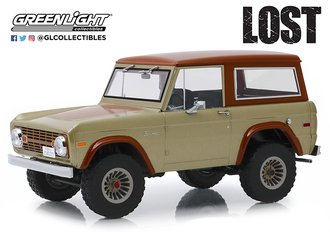 1:18 Artisan Collection - Lost (TV Series, 2004-10) - 1970 Ford Bronco