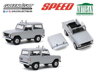 "1:18 Artisan Collection - Jack Traven's 1970 Ford Bronco ""Speed (1994)"""
