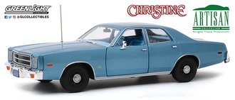 1:18 Artisan Collection - Christine (1983) - Detective Rudolph Junkins' 1977 Plymouth Fury