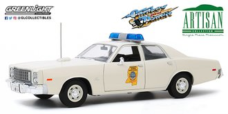 1:18 Artisan Collection - Smokey & the Bandit - 1975 Plymouth Fury Mississippi Highway Patrol