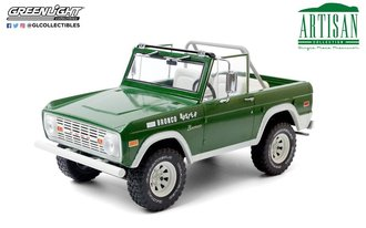 "1:18 Artisan Collection - Smokey & the Bandit - 1970 Ford Bronco ""Buster"""