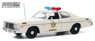 "1:18 Artisan Collection - 1975 Dodge Coronet ""Hazzard County Sheriff"""