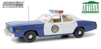 """1:18 Artisan Collection - 1975 Plymouth Fury """"Osage County Sheriff"""""""