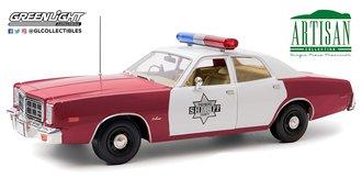"1:18 Artisan Collection - 1977 Dodge Monaco ""Finchburg County Sheriff"""