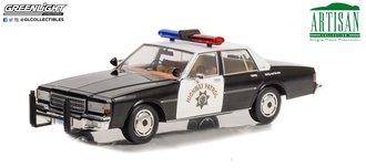 1:18 Artisan Collection - 1989 Chevrolet Caprice Police - California Highway Patrol