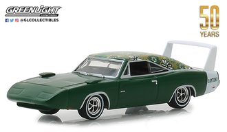 1:64 Anniversary Collection Series 7 - 1969 Dodge Charger Daytona Mod Top 50th Anniversary