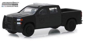1:64 Black Bandit Series 21 - 2019 Chevrolet Silverado