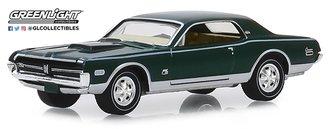 "1:64 1968 Mercury Cougar XR-7 GT-E 428 Cobra Jet ""Cobra Jet 50th Anniversary"""