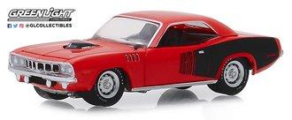 """1:64 Anniversary Collection Series 9 - 1971 Plymouth HEMI 'Cuda """"426 HEMI 50 Years"""""""