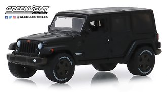 """1:64 Anniversary Collection Series 9 - 2016 Jeep Wrangler Unlimited """"75th Anniversary Edition"""""""
