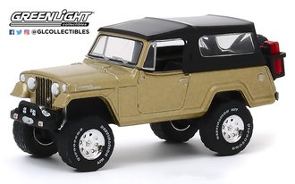 1:64 1966 Kaiser Jeep Jeepster Commando - Moab Utah 2017 50th Anniversary