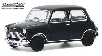 1:64 Black Bandit Series 23 - 1960 Austin Mini Cooper MkI