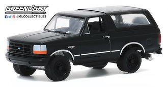 1:64 Black Bandit Series 23 - 1994 Ford Bronco