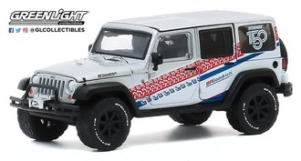 """1:64 Anniversary Collection Series 11 - 2015 Jeep Wrangler Unlimited """"BFGoodrich 150th Anniversary"""""""