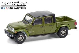 1:64 2021 Jeep Gladiator - Jeep 80th Anniversary Edition