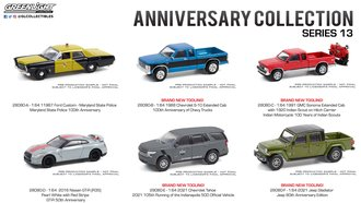 1:64 Anniversary Collection Series 13 (Set of 6)