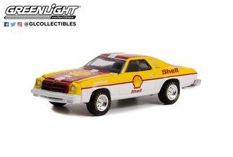 "1:64 Anniversary Collection Series 14 - 1975 Chevrolet Chevelle Laguna ""Shell Oil 100th Anniversary"""