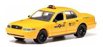 "1:64 2011 Ford Crown Victoria ""New York City Taxi"""