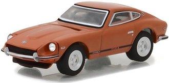 1:64 Tokyo Torque Series 1 - 1971 Datsun 240Z (918 Orange)