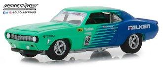 """1:64 1969 Chevy Camaro #88 """"Falken Tires"""""""