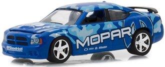 "1:64 2008 Dodge Charger SRT8 ""MOPAR Edition"""