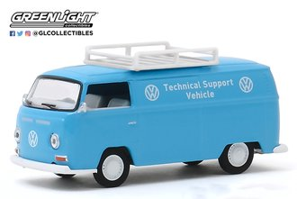 1:64 Club V-Dub Series 10 - 1971 Volkswagen Type 2 Panel Van - VW Technical Support Vehicle