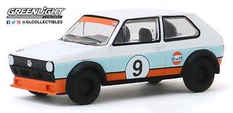 1:64 Club V-Dub Series 10 - 1974 Volkswagen Golf - #9 Gulf Oil