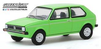 1:64 Club V-Dub Series 10 - 1975 Volkswagen Rabbit (Rallye Green)