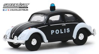 1:64 Club V-Dub Series 10 - Classic Volkswagen Beetle - Trollveggen, Norway Polis