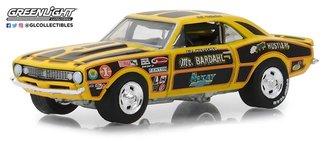 """1:64 Bardahl - 1967 Chevrolet Camaro 427 """"Mr. Bardahl II"""""""