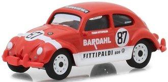 "1:64 Bardahl - 1967 Volkswagen Beetle ""Bardahl #87 Team Fittipaldi"""