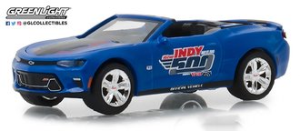 1:64 2018 Camaro Convertible - 102nd Indy 500 Presented by PennGrade Motor Oil Festival Event Car