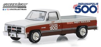 """1:64 1983 GMC Sierra Classic 1500 """"67th Annual Indianapolis 500 Mile Race Official Truck"""""""
