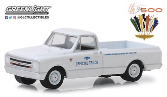 "1:64 1967 Chevrolet C-10 Pickup ""51st Annual Indianapolis 500 Mile Race Official Truck"""